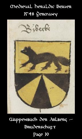 Wappenbuch der Arlberg-Bruderschaft_pg10